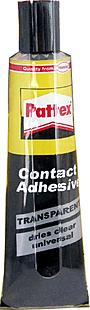 Pattex Contact Adhesive (50ML)_ Transparent_3 pcs