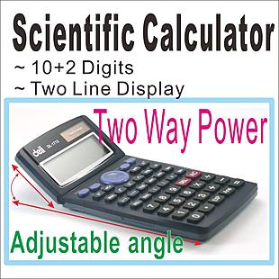 Scientific Calculator _ DL1713
