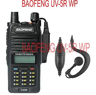BAOFENG UV-5R WP WATERPROOF ANTI DUST TWO WAY RADIO
